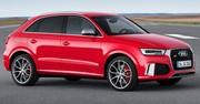 L'Audi Q3 se frise les moustaches