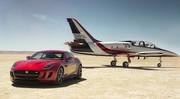 Jaguar F-Type R Coupe : Jaguar installe une transmission intégrale sur la F-Type
