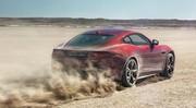 La Jaguar F-Type passe aux quatre roues motrices