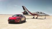 Jaguar F-Type quatre roues motrices : c'est officiel
