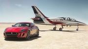 La Jaguar F-Type R passe à 4 roues motrices pour 2015