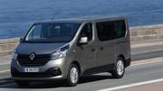 Nouveau Renault Trafic Combi 2014 : pour le transport de troupes !