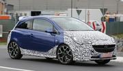 Future Opel Corsa OPC : 210 ch annoncés