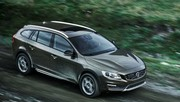 Volvo V60 Cross Country : l'appel de la forêt