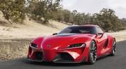 Rumeur : la sportive Toyota BMW avance