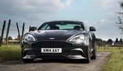 Essai Aston Martin Vanquish MY2015 : quand la musique est bonne