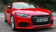 Essai Audi TT III : un petit coupé toujours plus techno