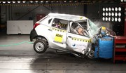 Sécurité zéro pour les voitures en Inde