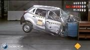 Datsun Go : 0 étoile aux crash-tests !