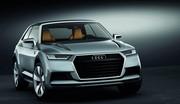 Audi a enregistré les noms A2, RS2 et Q1
