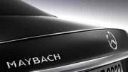 La Mercedes-Maybach S600 en mode teasing