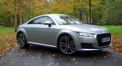 Essai nouvelle Audi TT : fort en sensations