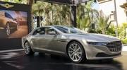 Aston Martin Lagonda 2015 : Vendue dans le monde entier ?