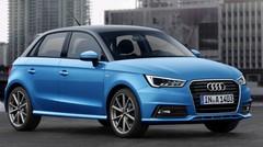 L'Audi A1 sur trois cylindres