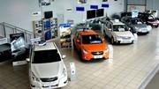 Les ventes de voitures neuves dévissent encore en Russie