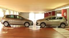 Essai Peugeot 3008 vs Volkswagen Golf Sportsvan : Crossover ou monospace ?