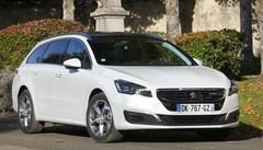 Essai Peugeot 508 SW BlueHDi 180 EAT6 : elle vise les allemandes