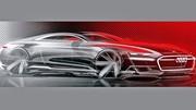 L'Audi Prologue concept se dévoile en dessin