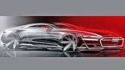 Audi Prologue Concept : premiers dessins officiels pour la future A9 ?