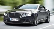 Future Bentley Continental: une base de Porsche Panamera