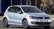 La Volkswagen Polo BlueMotion avec un moteur essence