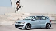 VW Polo TSI BlueMotion : 4,1 l/100 km