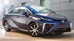 Toyota FCV : baptisé Mirai, dévoilé mardi
