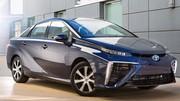 Toyota Mirai, la voiture à hydrogène disponible