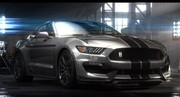 Ford Shelby GT350 Mustang 2015 : la pony-car passe au muscle-car