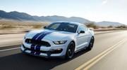 Ford Mustang Shelby GT350: Un V8 atmo pour plus de 500 chevaux