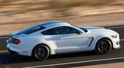 Ford Mustang Shelby GT350 : brute épaisse