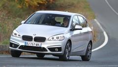 Essai BMW 218i Active Tourer : le Scénic de Munich
