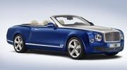 Bentley Grand Convertible : canevas pour le futur