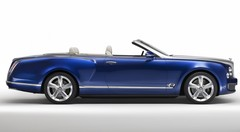 Bentley vise Rolls-Royce avec son concept Grand Convertible