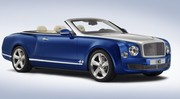 Bentley Grand Convertible Concept 2014 : haute couture anglaise pour Los Angeles