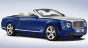 Bentley Grand Convertible : Grand air, grand luxe