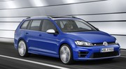 Volkswagen Golf R Variant, break de 300 ch