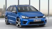 Volkswagen Golf R SW, familiale parfaite ?