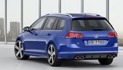 VW Golf R Variant : Dévergondée !