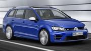 Volkswagen Golf R Variant : le break allemand rageur débarque à Los Angeles