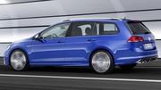 Volkswagen Golf VII R SW : break compact (très) sportif