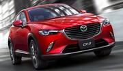 Mazda CX-3 : David au pays de Goliath