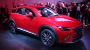Mazda CX-3 : le tueur de Renault Captur et Peugeot 2008 ?