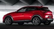 Mazda CX-3 : il veut la peau du Captur !
