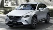 Mazda CX-3 : l'offensive Mazda