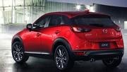 Mazda CX-3 : enfin le voilà !