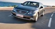 Essai Lexus LS 460 : En attendant l'hybride