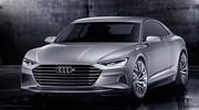 Audi Prologue, les anneaux du futur