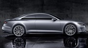 Audi Prologue Concept, future A9