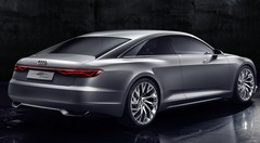 Audi Prologue Concept : le coupé A9 en filigrane